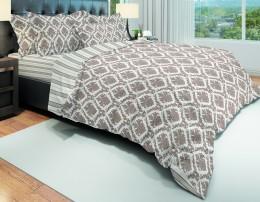 КПБ Amore Mio Eco Cotton бязь 1,5-сп. 70х70 арт.URG Damask BE
