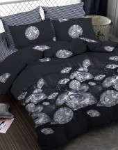 Постельное белье Amore Mio сатин Gold 2-спальное макси 70х70 см арт. BZ Donald