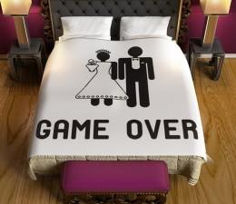 "Ньютон ""GAME OVER"" сатин 2-спальное"
