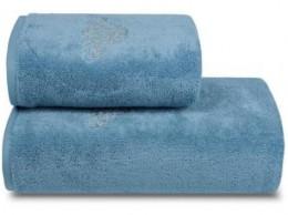 Полотенце махровое Cleanelly Italiano 50х100 цв.Голубой