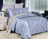 Постельное белье Valtery сатин-жаккард 1,5-спальное 70х70 см арт. JC-41