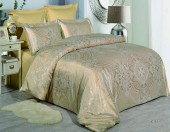 Постельное белье Valtery сатин-жаккард 2-спальное 4 наволочки арт. JC-47