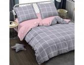 Постельное белье Amore Mio макосатин 2-спальное 70х70 см арт.BZ Love