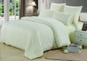 Постельное белье Valtery софткоттон с гипюром 1,5-спальное 70х70 см арт. MG-01