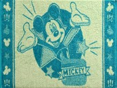 "Полотенце дет. Cleanelly Disney ""Mickey Star"" цв.20000 50х90 см"