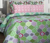 Постельное белье Mona Liza Rubin бязь люкс 2-спальный 50х70 арт.Mosaic