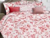 Постельное белье Mona Liza Ceramica Premium сатин 1,5-спальное 50х70 см арт.52020 Pink