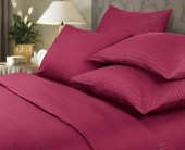 Постельное белье Веросса страйп-сатин Роял Palermo  2-спальное 70х70 см