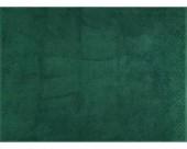 Полотенце махровое Cleanelly Poseidon хлопок 50х90 см цв.Темно-зеленый