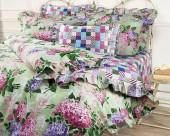 Постельное белье Mona Liza Provence сатин 1,5-спальный 70х70 см арт.Lilac 5747/2