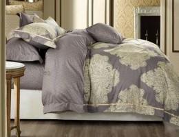 Постельное белье Famille Королевский сатин арт. RS-230 2-спальное 4 наволочки