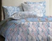 Постельное белье Mona Liza Lagoon ранфорс 2-спальный 70х70 арт.Rock