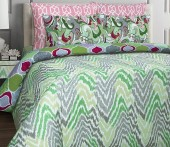 Постельное белье Mona Liza Rubin бязь люкс 2-спальный 50х70 арт.Sea