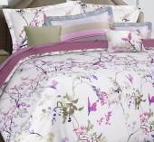 Постельное белье Mona Liza Premium сатин 1,5-спальный 70х70 см арт.Spring