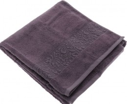 Полотенце Иссимо VALENCIA пурпур бамбук 50х90