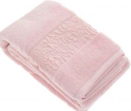 Полотенце Иссимо VALENCIA розовый бамбук 50х90