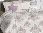 Постельное белье Mona Liza  Premium  ESTHETICS сатин 2-спальный 4 наволочки арт.Woodrose 5044/0049