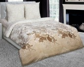Постельное белье АртПостель АДАЖИО поплин 1,5-спальное 70х70 см