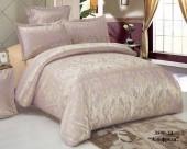 Постельное белье VERSAILLES сатин-жаккард 2-спальное 50х70 см арт. 3590-22 Альфреда