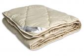 Одеяло Dargez АРНО меринос сатин всесезонное евро 200х220 см