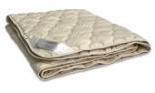 Одеяло Dargez АРНО меринос сатин легкое 1,5-спальное 140х205 см