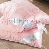Подушка АртПостель Кашемир в тике средняя 50х70 см