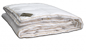 Одеяло Dargez АВИНЬОН гусиный пух Экстра белый, адельбатист сверхлегкое 1,5-спальное 140х205 см