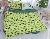 Постельное белье Svit New Line бязь ГОСТ 1,5-спальное 70х70 см арт.Авокадо