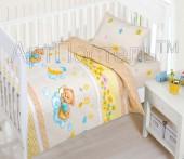 Детское постельное белье АртПостель БАИНЬКИ бязь беби