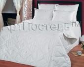 Одеяло АртПостель Бамбук в тике всесезонное евро 200х215 см