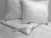 Одеяло Экотекс Бамбук сатин всесезонное евро 200х220 см