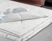 Одеяло детское АртПостель Бамбук в тике облегченное 110х140 см
