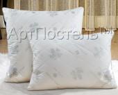 Подушка АртПостель Бамбук в тике низкая 40х60 см