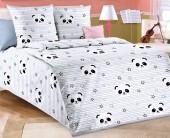 Детское постельное белье Svit бязь ГОСТ 1,5-спальное 70х70 см БАМБУКОВЫЙ МИШКА