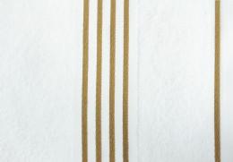 Полотенце Goezze Rio Белый/Песочный арт.141-73-4 хлопок 50х100