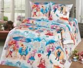 Детское постельное белье Svit бязь ГОСТ 1,5-спальное 70х70 см БЭЛЬ