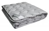 Одеяло Dargez БЕРГА морские водоросли, сатин легкое 1,5-спальное 140х205 см
