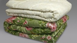 Одеяло Миромакс Овечка п/э классич. в чемодане арт. 120 евро 200х220 см