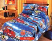 Детское постельное белье Valtery бязь премиум 1,5-спальное 50х70 см арт. ДБ-33