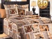 Детское постельное белье Valtery бязь 1,5-спальное 50х70 см арт. ДБ-44