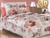 Детское постельное белье Valtery бязь премиум 1,5-спальное 50х70 см арт. ДБ-45