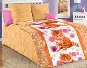Детское постельное белье Valtery бязь 1,5-спальное 50х70 см арт. ДБ-57