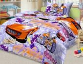 Детское постельное белье Valtery бязь 1,5-спальное 50х70 см арт. ДБ-80