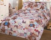 Детское постельное белье Valtery бязь премиум 1,5-спальное 50х70 см арт. ДБ-46