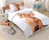 Детское постельное белье Valtery сатин 1,5-спальное 50х70 см арт. DS-14