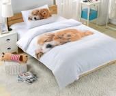 Детское постельное белье Valtery сатин 1,5-спальное 50х70 см арт. DS-16