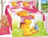 Детское постельное белье Valtery арт. DS-23 сатин 1,5-спальное 50х70 см