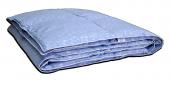 Одеяло Dargez ДУБЛИН пух перкаль легкое 1,5-спальное 140х205 см
