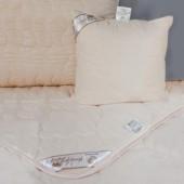Подушка Экотекс Золотое Руно высокая 70х70 см