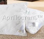 Подушка АртПостель Эвкалипт в тике средняя 50х70 см